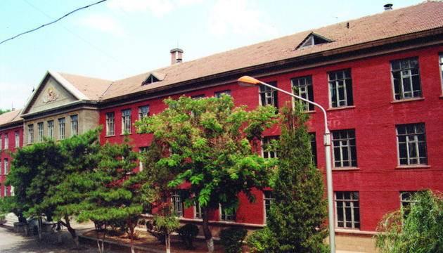 南园旧址-北教学楼