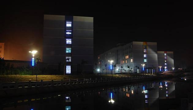 江汉艺术职业学院