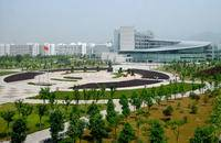 图文信息中心广场朝西北全景